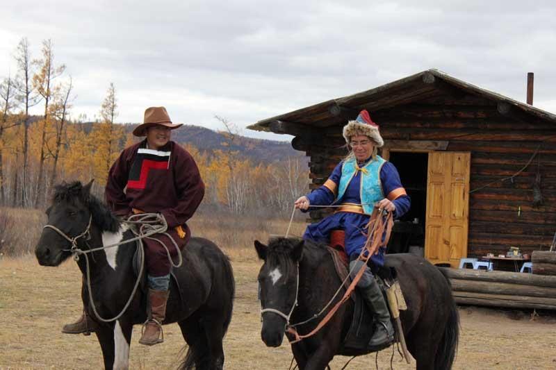 Mongolska trenja i mongolska borovnica Sadnja